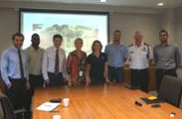 Evaluaciones de seguridad en las Islas Caimán