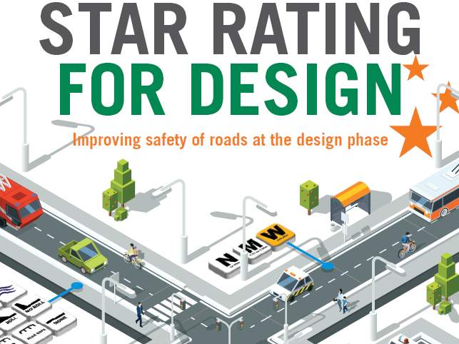New Star Rating for Designs (SR4D) tool set to revolutionise road design safety