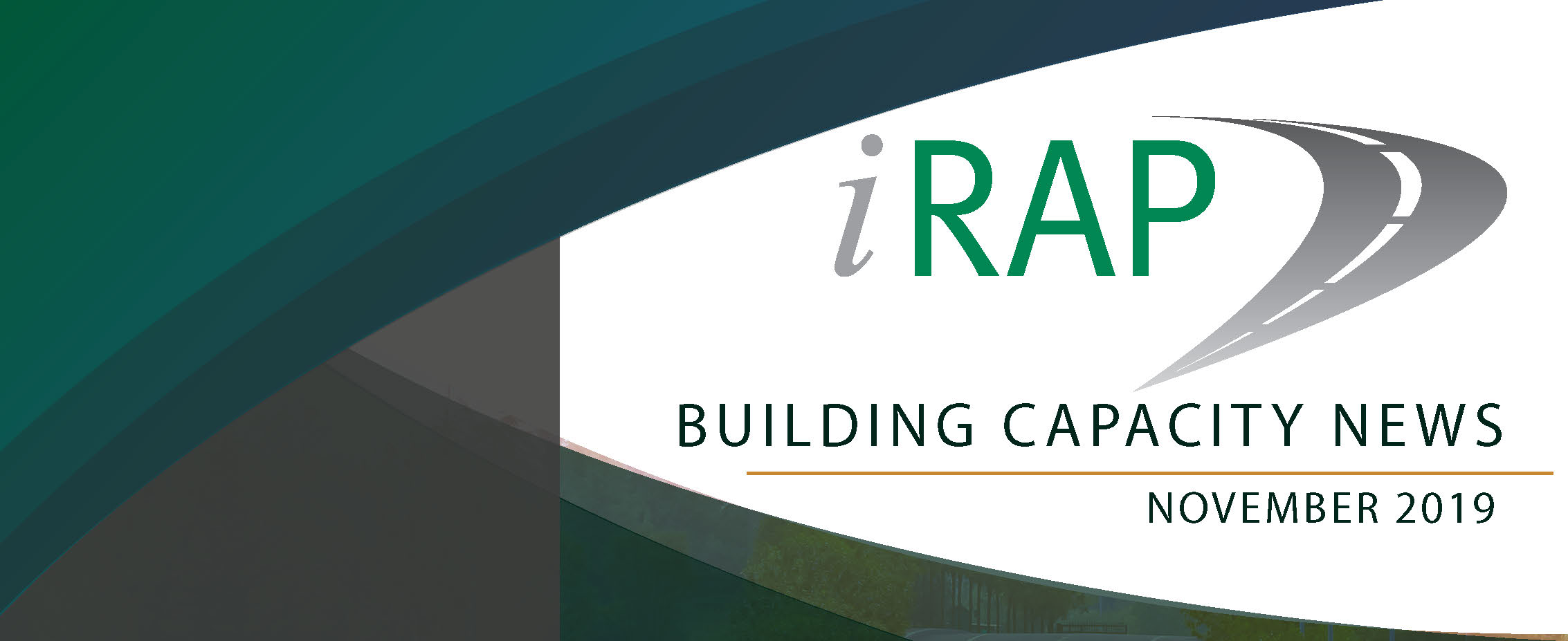 iRAP's Latest Building Capacity e-newsletter now available – November 2019