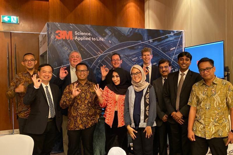 Towards Safer Roads in Indonesia event – working locally to improve road safety readiness
