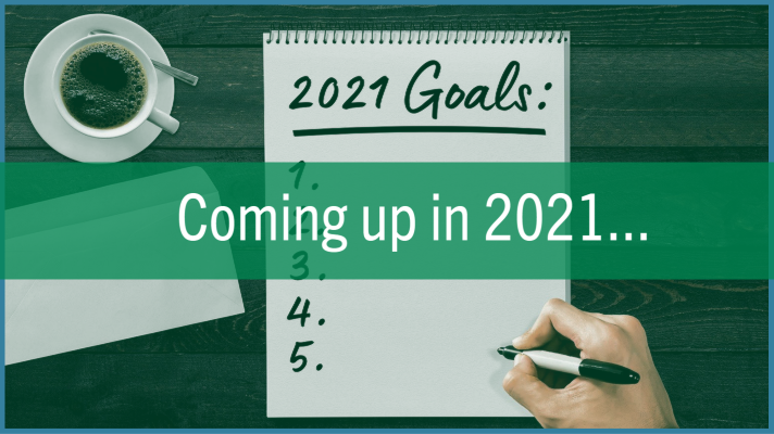 What's new for training in 2021?