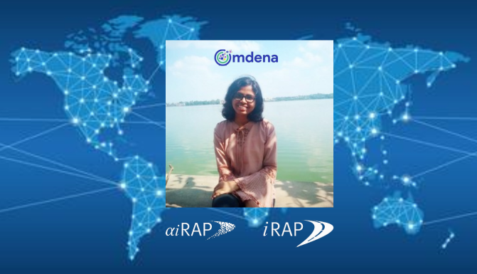 iRAP volunteer reflects: I grew 10X while making friends from around the world
