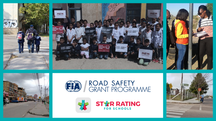 FIA and Star Rating for Schools' partnership leverages safer school journeys  through clubs worldwide