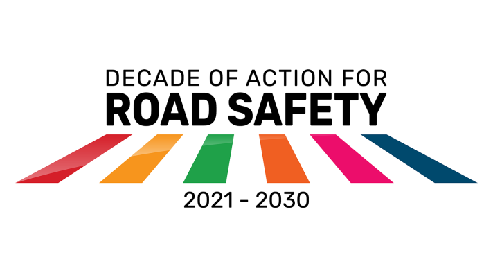 Decade of action for road safety 2021-2030 logos available