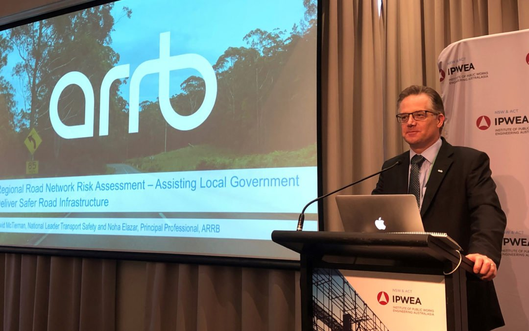 AusRAP news: NSW Local Government hears how AusRAP can help them