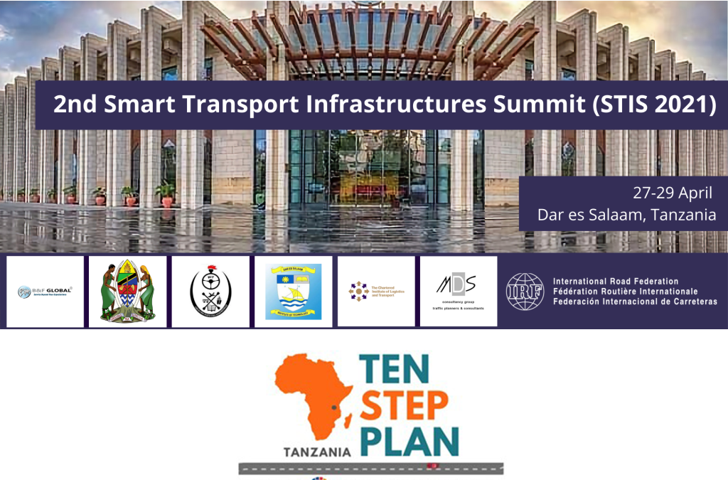 Ten Step Plan for Tanzania showcased at Smart Transport Infrastructures Summit