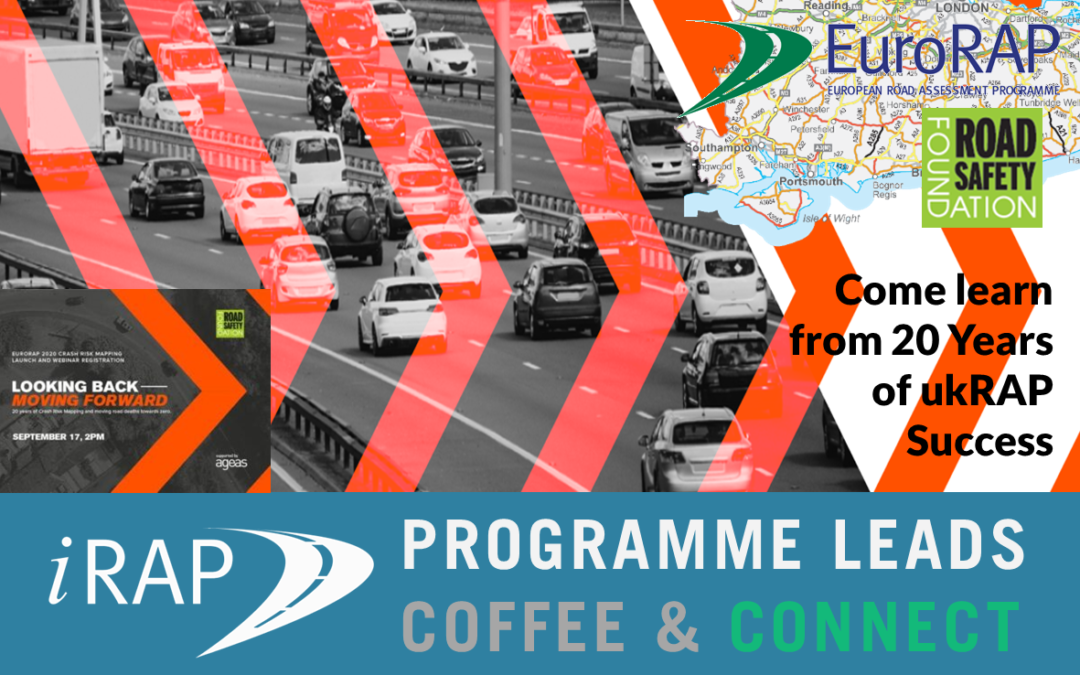 Coffee and Connect présente le succès d'EuroRAP UK