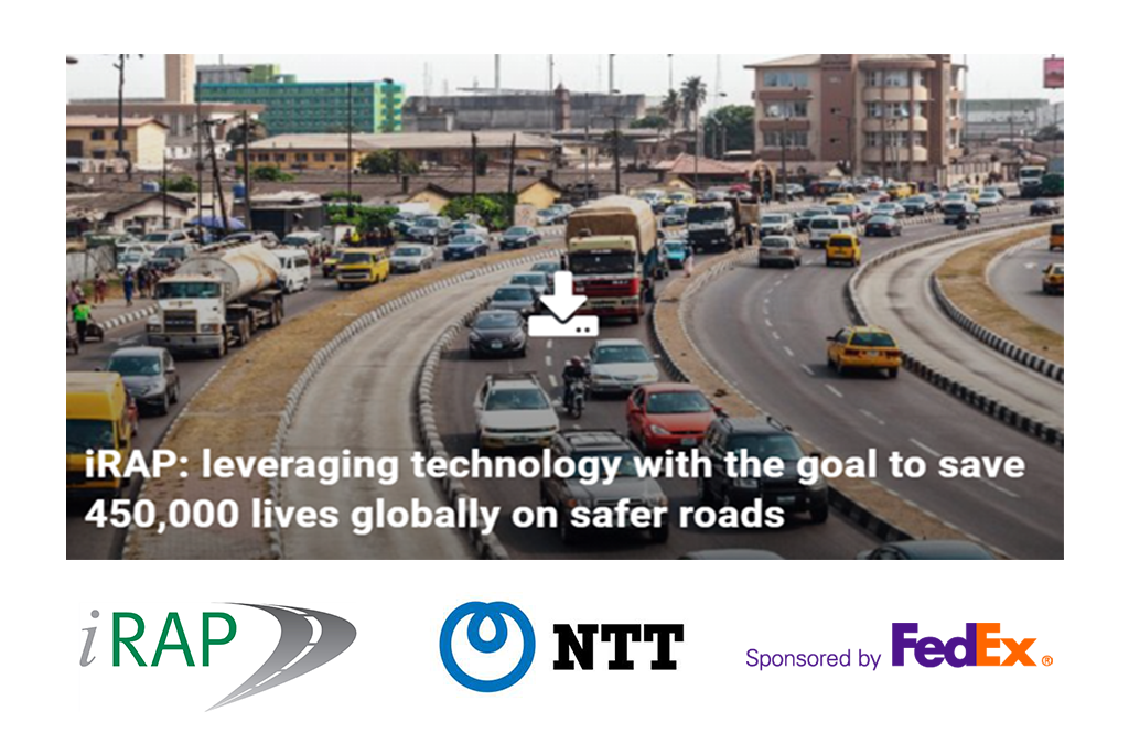 iRAP Connect: 'technology for good'
