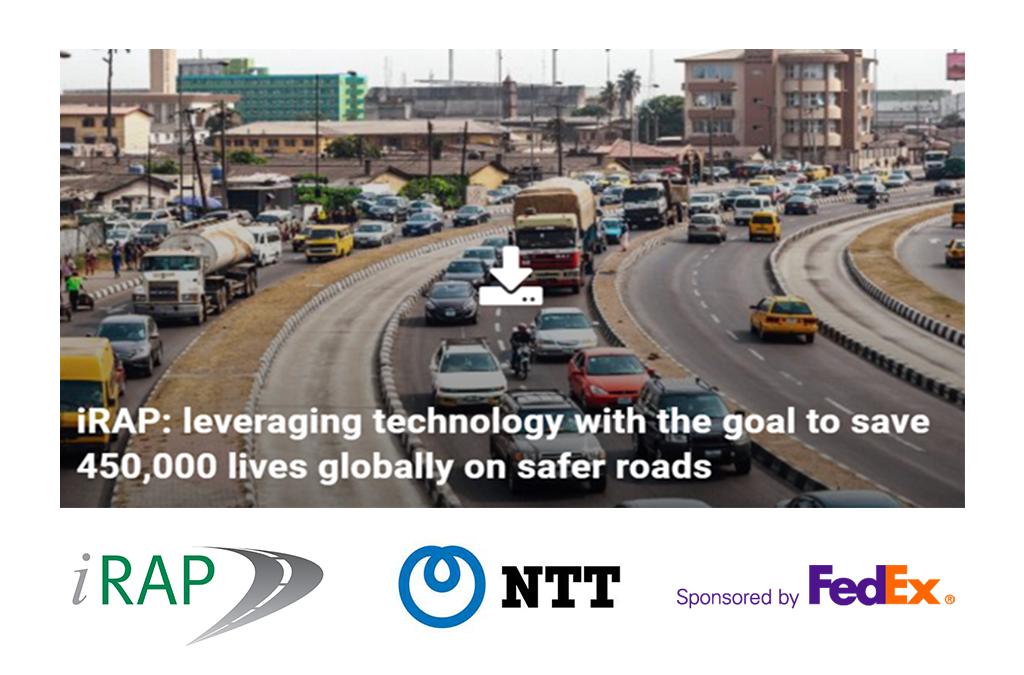 iRAP Connect: 'tecnologia para o bem'