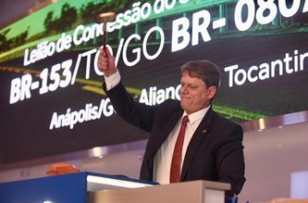 Notícias BrazilRAP: Primeira concessão federal conquistada com métrica de segurança iRAP