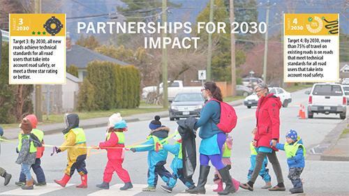 Đối tác vì Tác động 2030 - iRAP đã sẵn sàng cho Thập kỷ hành động thứ 2 vì An toàn đường bộ