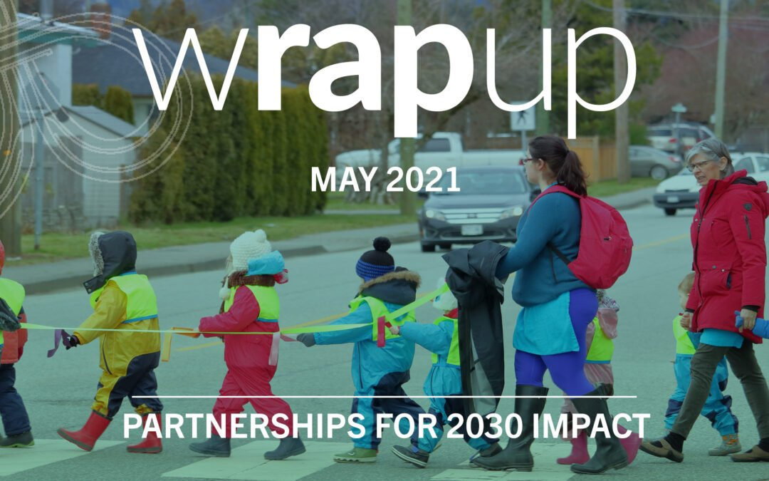 Latest WrapUp newsletter now available – May 2021 Edition