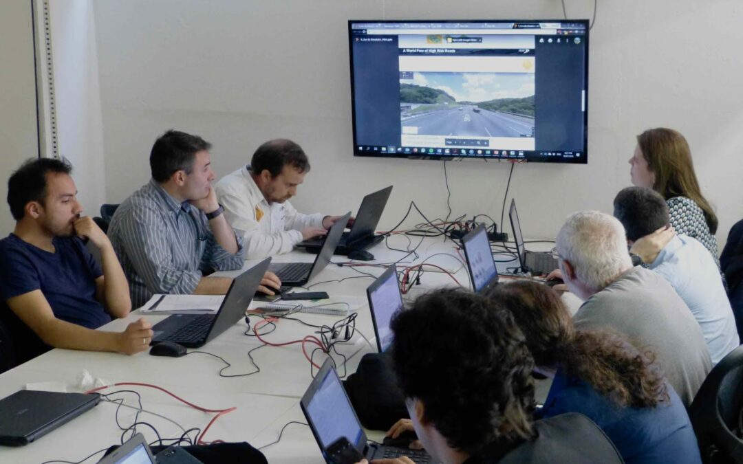 Santa Catarina software 'reads' the highways and points out the best investments to make them safer