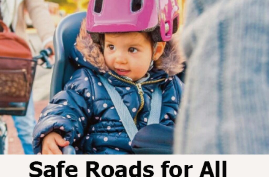 Safe Roads for All Report calls on UK Government to deliver effective 2030 strategy