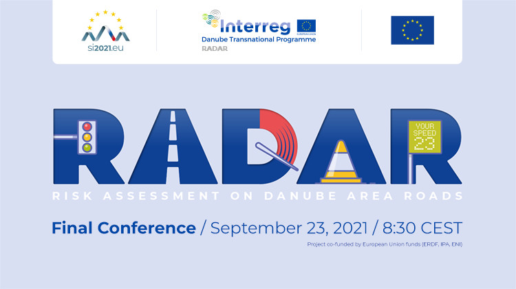 EuroRAP News: Final RADAR conference to share results for 12 Danube countries