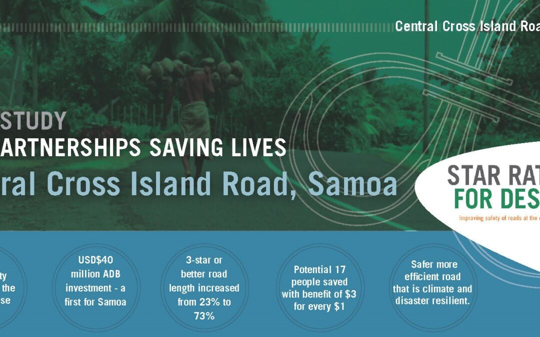 New Case Study: Star Rating for Designs in Samoa