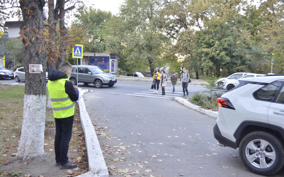 SR4S news from Europe: Automobile Club Moldova is assessing the safety of school roads