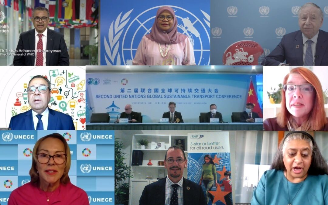Event Summary: 2nd UN Global Sustainable Transport Conference and Side Event